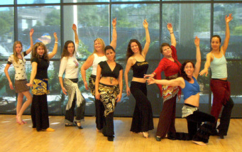 Belly Dance Classes Orange County CA