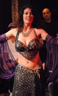 Belly Dancer Tina Enheduanna