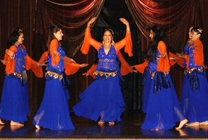 Belly Dance Classes Orange County