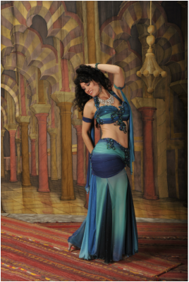 Tina Enheduanna Belly Dance