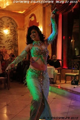 Tina Enheduanna Belly Dancer